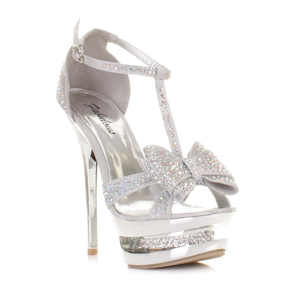 prom heels silver silver heels for wedding images about Prom Shoes on Pinterest Prom heels Wedding