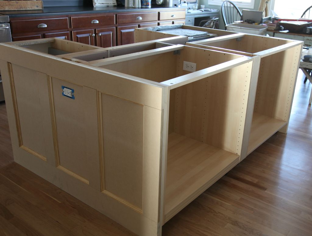 kitchen island cabinets Kitchen Kitchen Island Cabinets That Are Not Yet So From Wood Fiber And Mixed Material Elegant Styles of Kitchen Island Cabinets Using Different Colors