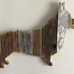 Made From Repurposed Weathered Barn Wood Cutouts Pinterest