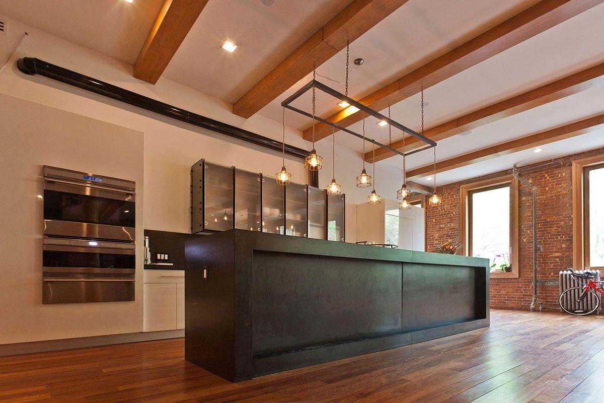 wood floor kitchen px Wood Flooring Kitchen