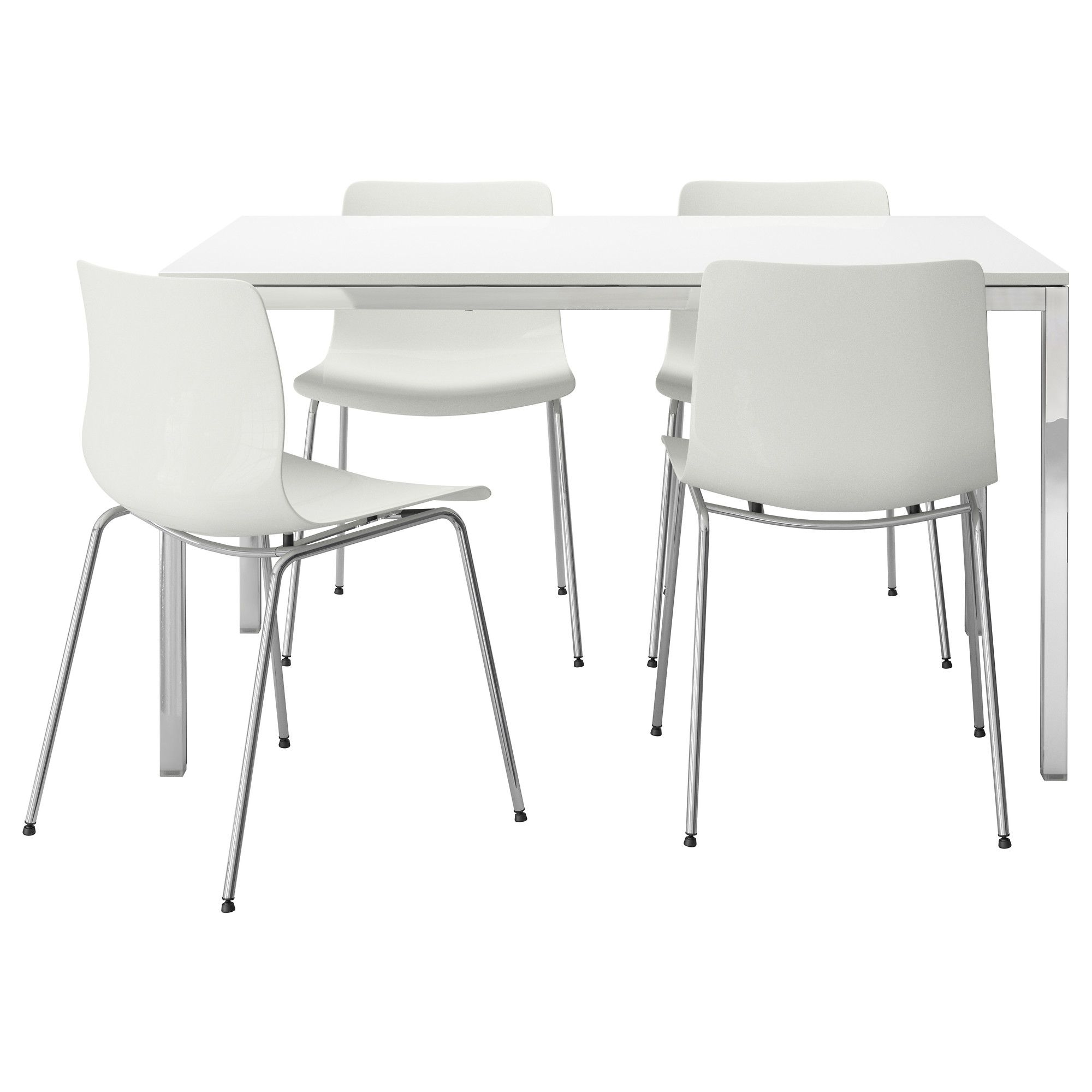 kitchen dining chairs IKEA Glass clear glass