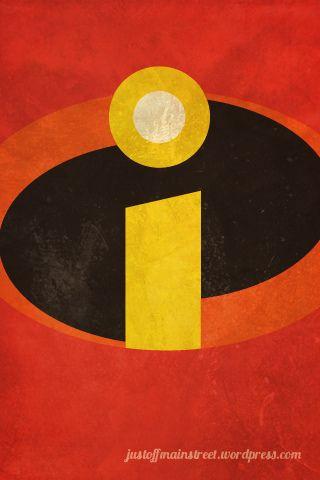 The Incredibles iPhone Wallpaper | Disney and Pixar Wallpapers | Pinterest | Disney wallpaper