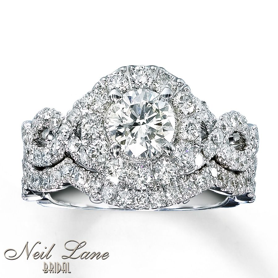 neil lane wedding rings This is close to my idea engagement ring Neil Lane