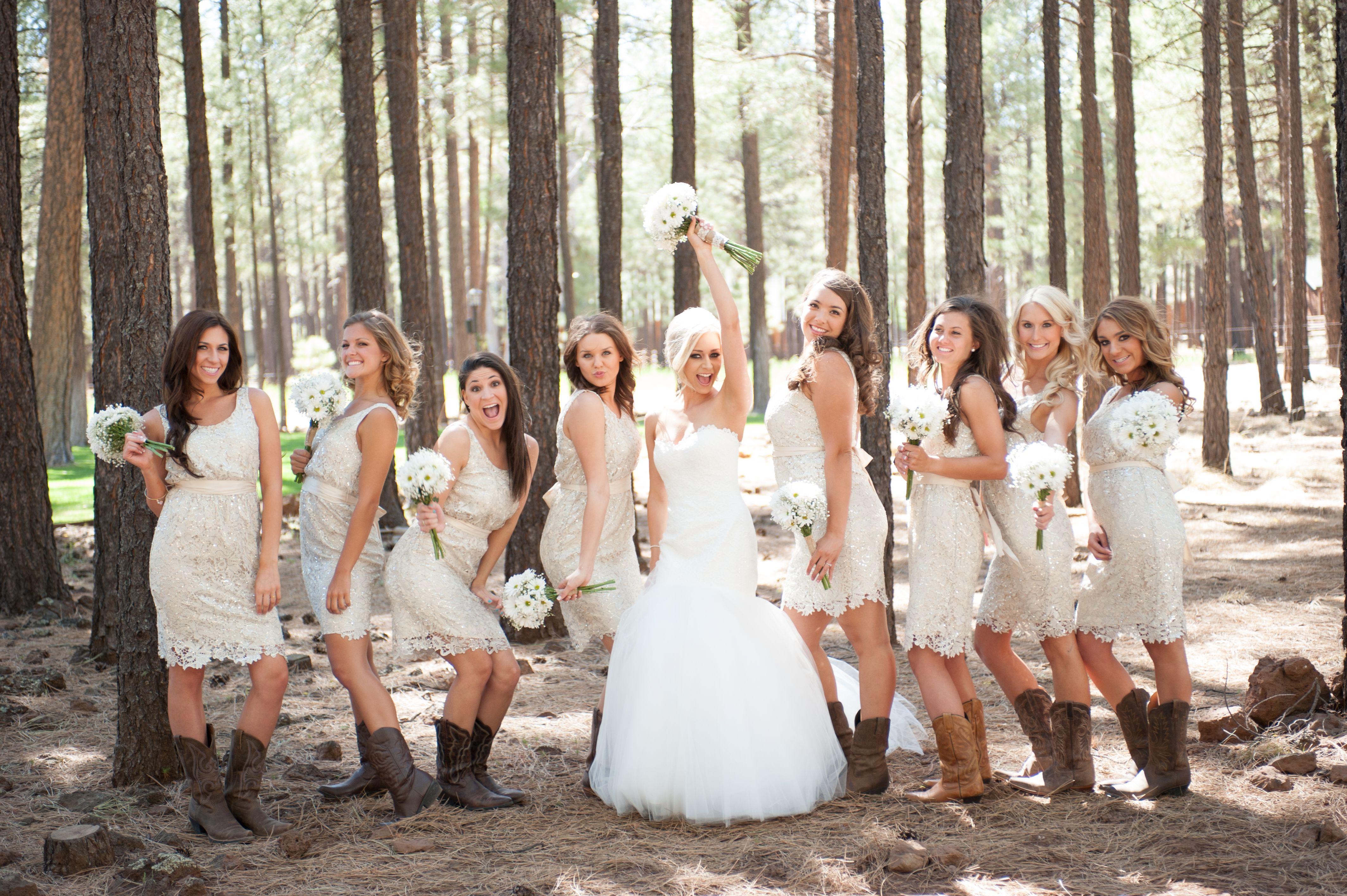 barn wedding dresses Country Wedding Rustic Wedding Barn Wedding Lace Bridesmaids Dress Sparkly Bridesmaids Dress