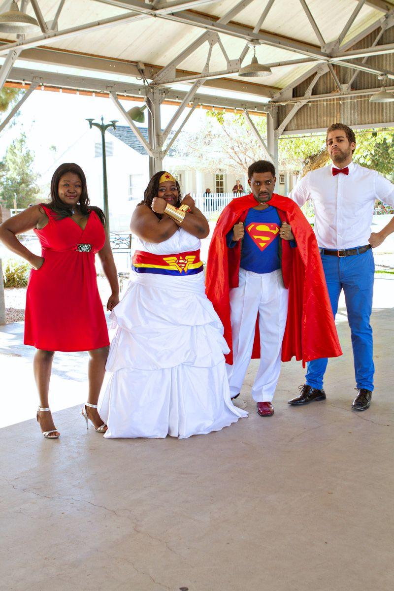 wonder woman wedding ring Just Wonder Woman marrying Superman No big deal
