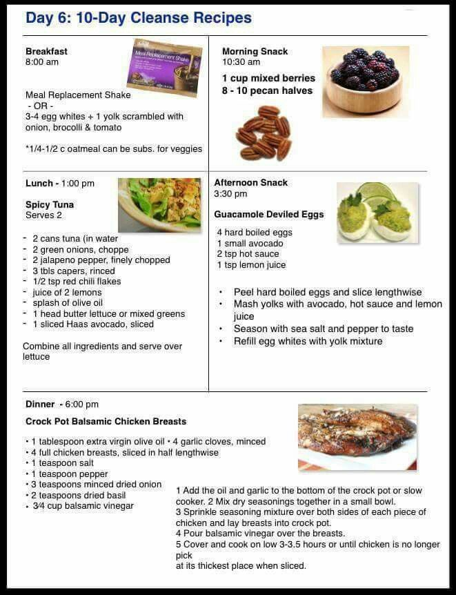 Advocare 10 Day Cleanse Food Ideas Foodstutorial