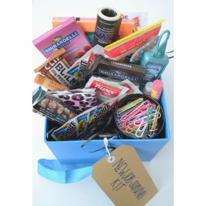 Flossy New Job Party Ideas Pinterest Gift Survival Kit Cubicle Survivor Goingaway Coworker Thank You New Job Party Ideas Pinterest Gift Survival Kit Cubicle
