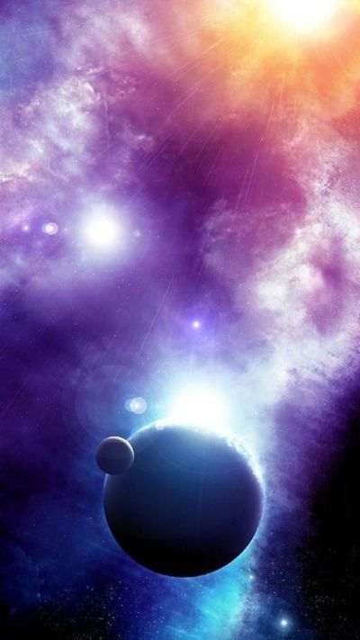 Space Shadow #iPhone #6 #plus #wallpaper | Attractive Outer Space | Pinterest | Shadows, Spaces ...