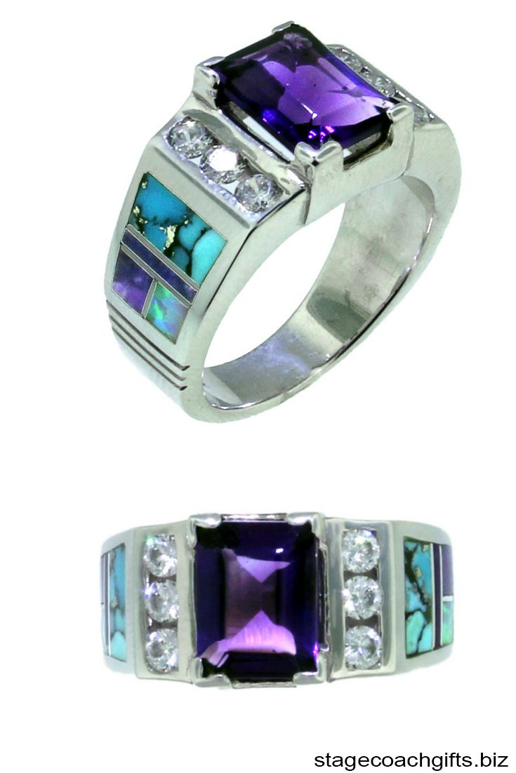 navajo wedding rings Engagement Wedding Ring Sets Native American Jewelry Turquoise Nu est jr and Wedding