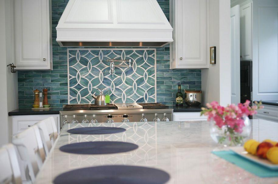 Delighful Ann Sacks Glass Tile Backsplash Beau Monde Tiles And To Design Ideas