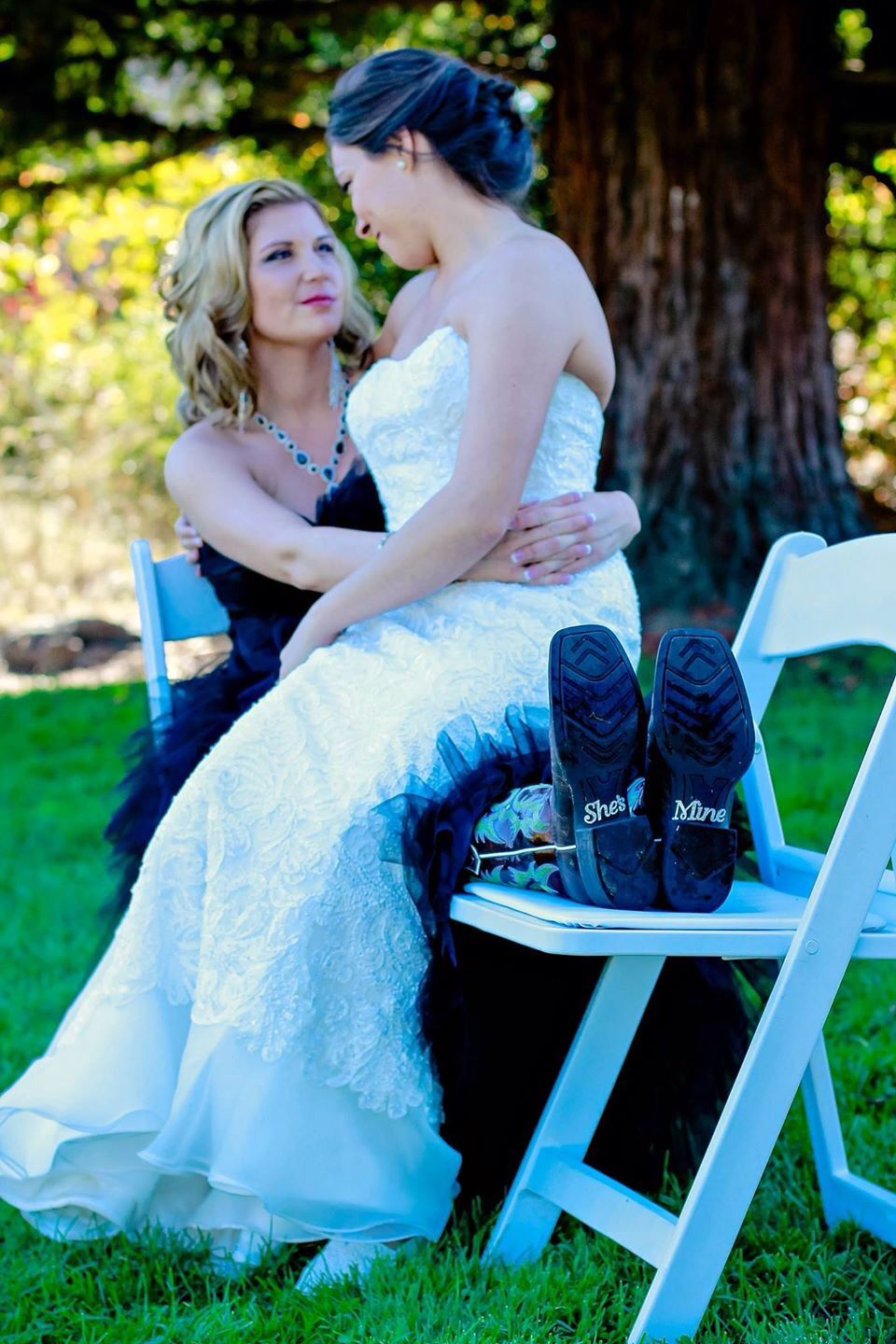 black wedding dress Black ball gown with layers That Dress Pinterest Sexy Gay and Gowns