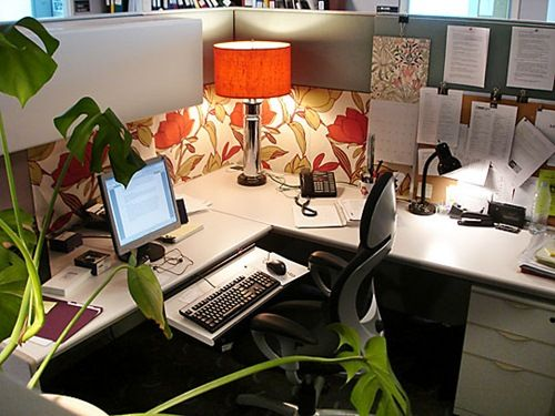 7 ways to make work a little more like home decorate small office at o