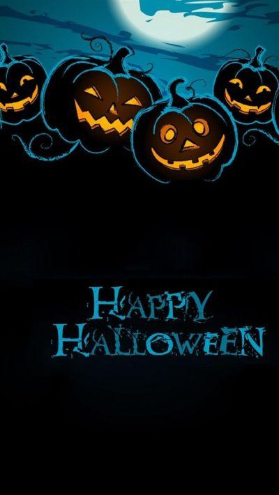 HAPPY HALLOWEEN iPhone 5 Wallpapers | Halloween Wallpaper ...