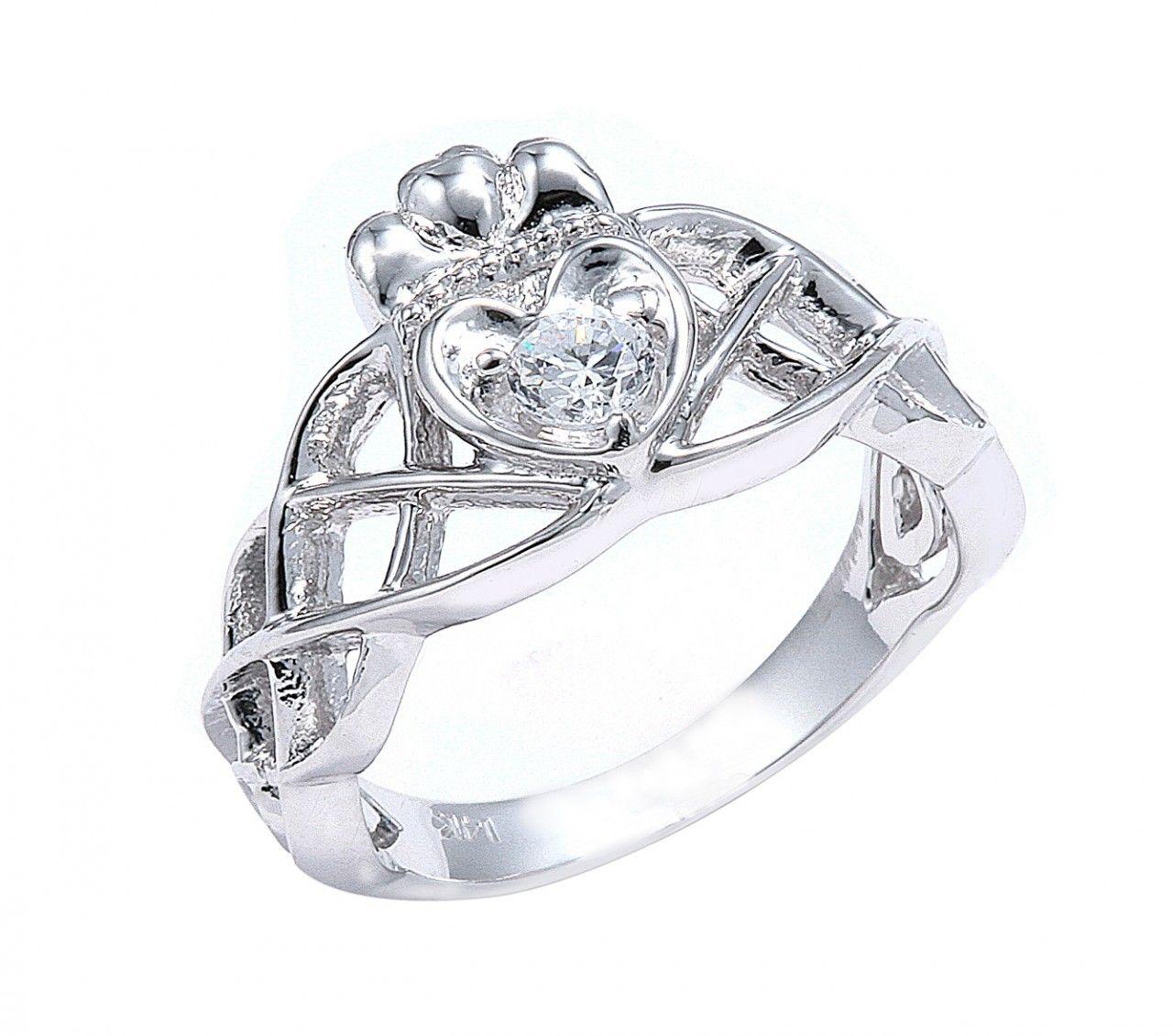 claddagh wedding bands Zales Diamond Engagement Rings The Diamond Claddagh And Zales Mens Wedding Rings Irish Claddagh
