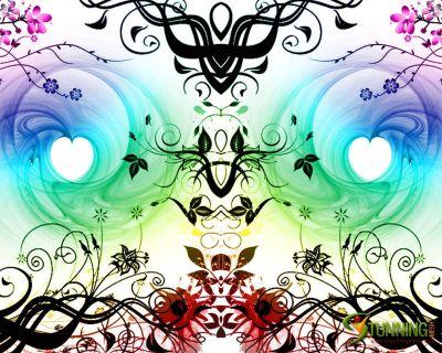 Girly HD Wallpapers for Desktop | Cool Wallpapers – Gallery 6 - Stunning Mesh | skulls ...