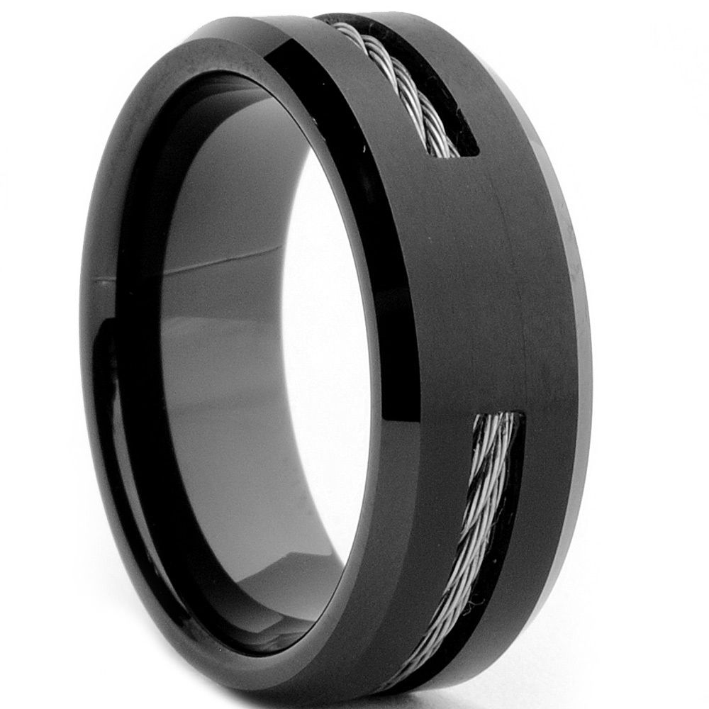 overstock mens wedding bands Rings