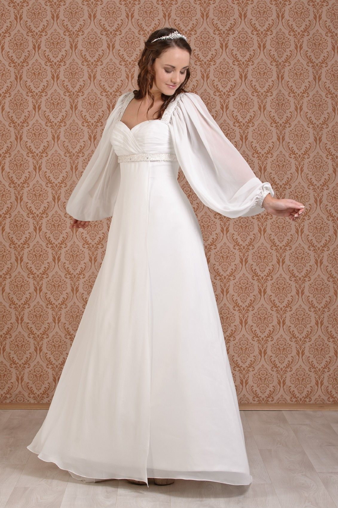 sleeved wedding dresses Long Sleeve Wedding Dresses To Commemorate Your Special Day