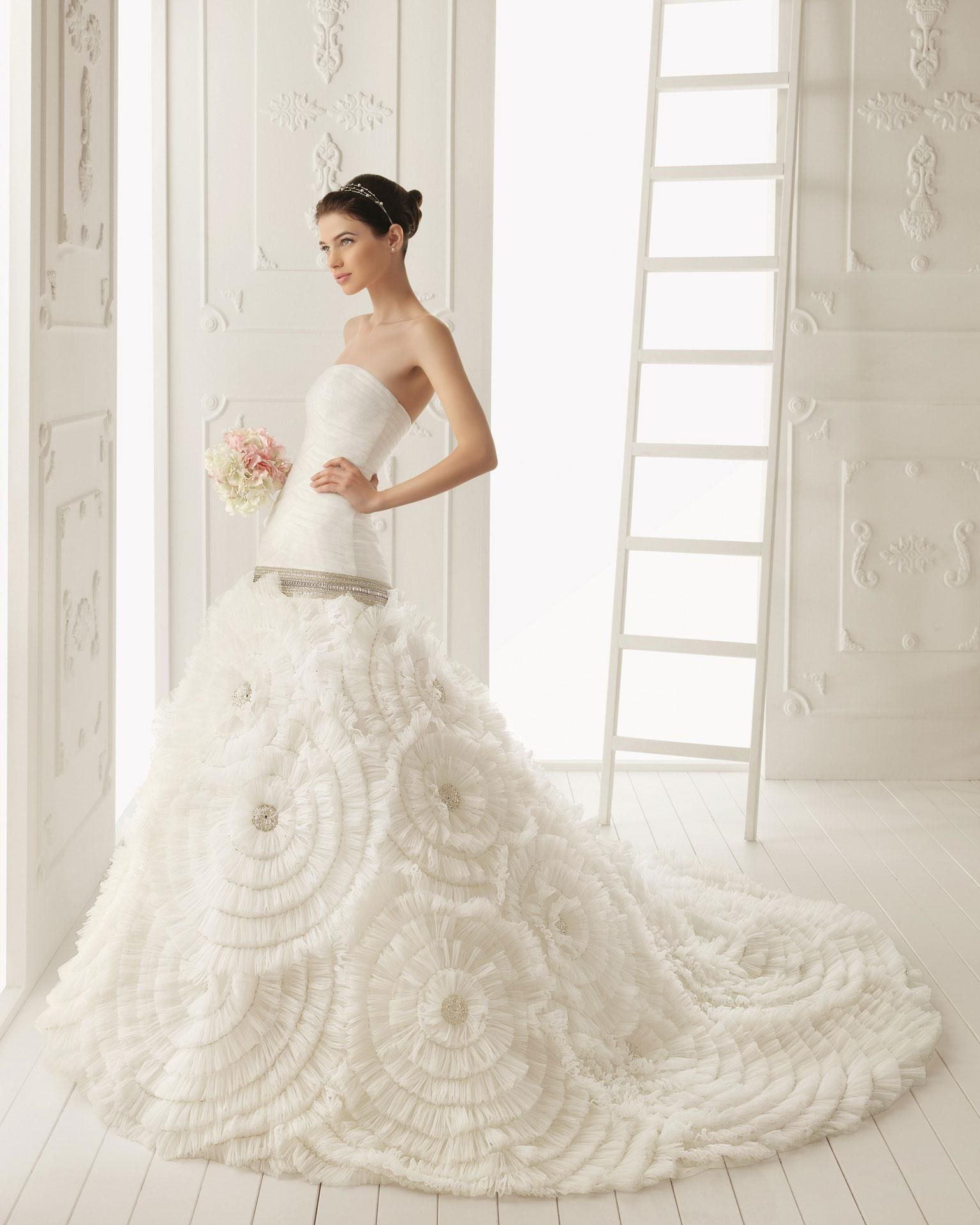 white wedding dresses White Wedding Dress Your Inspirations For White Wedding Dress Designs