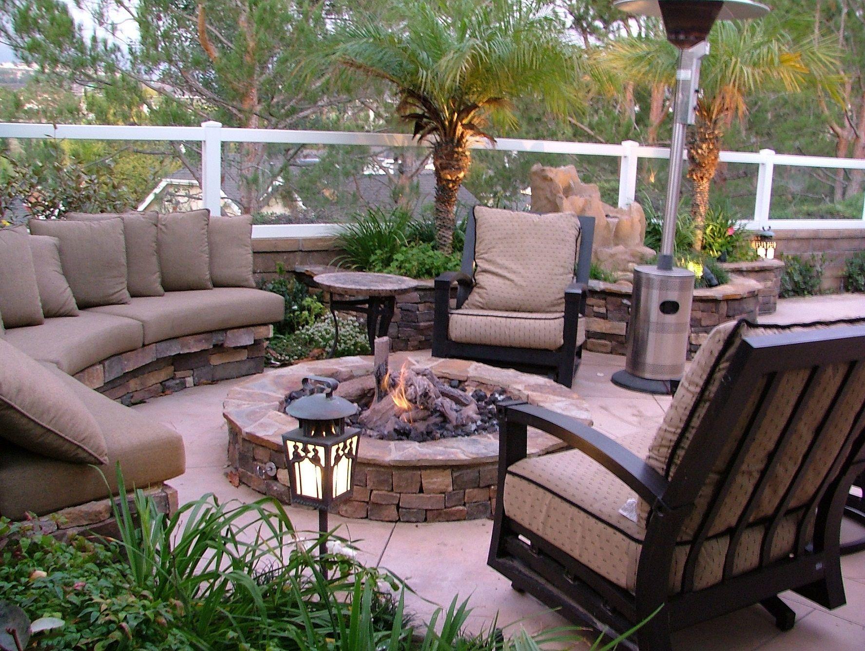 Beautiful Small Patio Designs On A Budget Backyard Ideas To ...