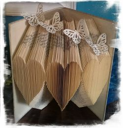 Howling Paper How To Book How To Make A How To Cover A How To Gift Wrapa Bookf Free Book Fing How To Book How To Make A Liner How To Wrap A Book Ribbon How To Wrap A Book