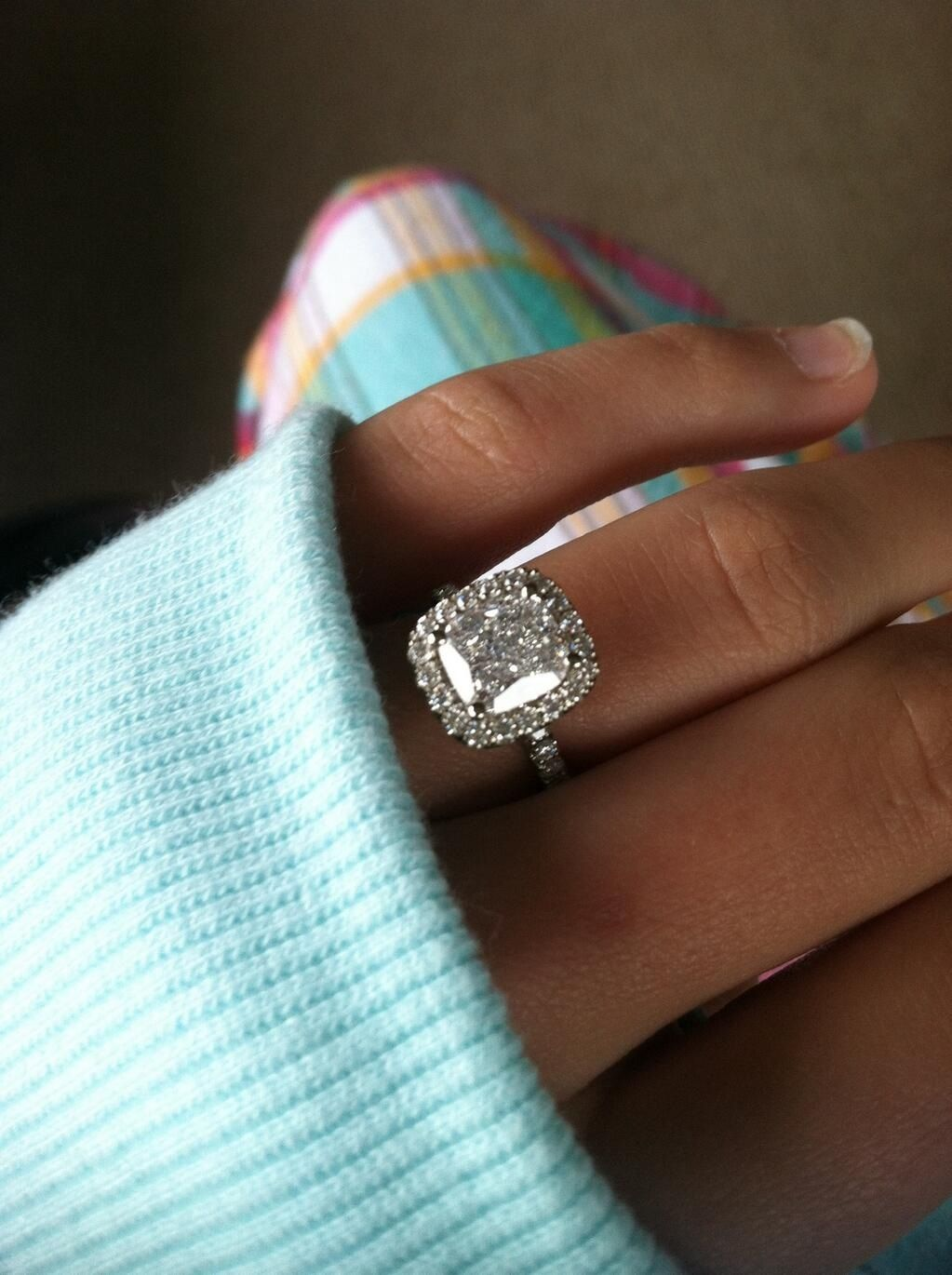 square diamond wedding rings Square Engagement Wedding Rings How to organise your entire wedding