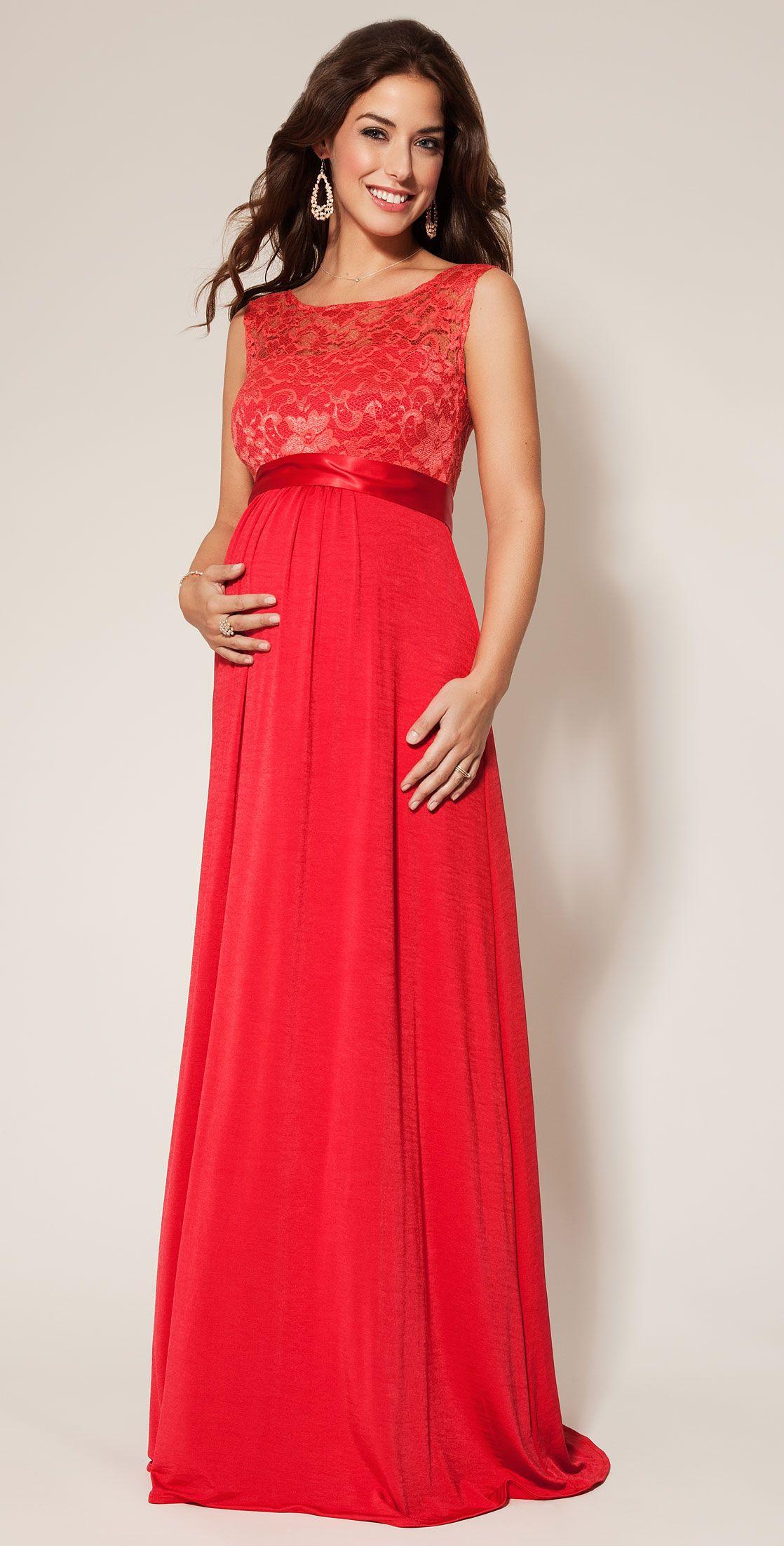 maternity dresses for wedding Valencia Gown Long Pregnant Bridesmaid DressesMaternity Wedding