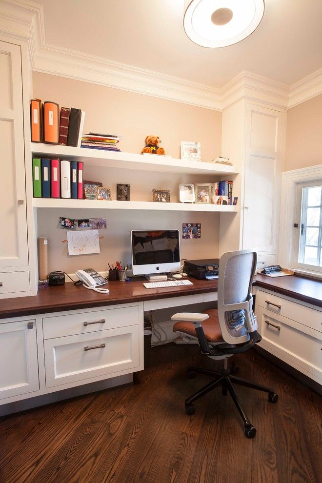 23 beautiful transitional home office designs small desk built t