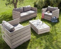 outdoor furniture made from pallets garden the key word here is u201cfurniture