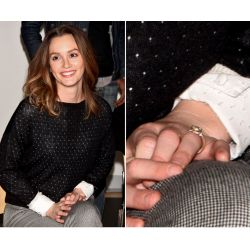 Popular Leighton Meester Reveals Her Wedding Ring Biggest Engagementrings Abc News Leighton Meester Reveals Her Wedding Ring Where Did Mila Kunis Get Her Engagement Ring How Much Does Mila Kunis Engag