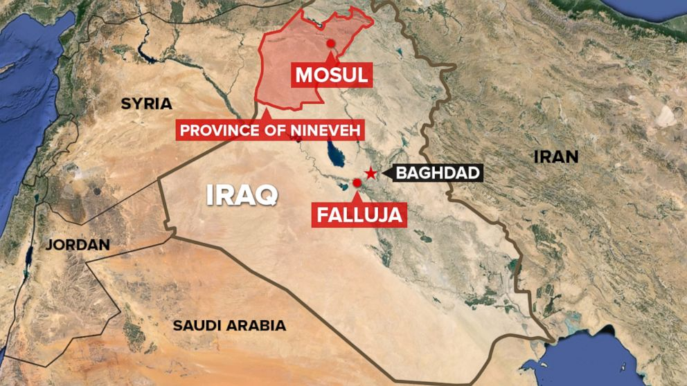 A Simple and Useful Guide to Understanding the Conflict in Iraq     A Simple and Useful Guide to Understanding the Conflict in Iraq   ABC News