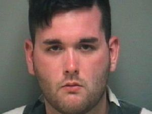 PHOTO: This undated file photo provided by the Albemarle-Charlottesville Regional Jail shows James Fields.