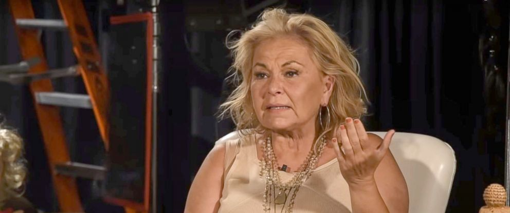 Roseanne Barr rages about ex Obama official in new video  saying     PHOTO  A new video shows Roseanne Barr discussing the racist tweet she  posted about a