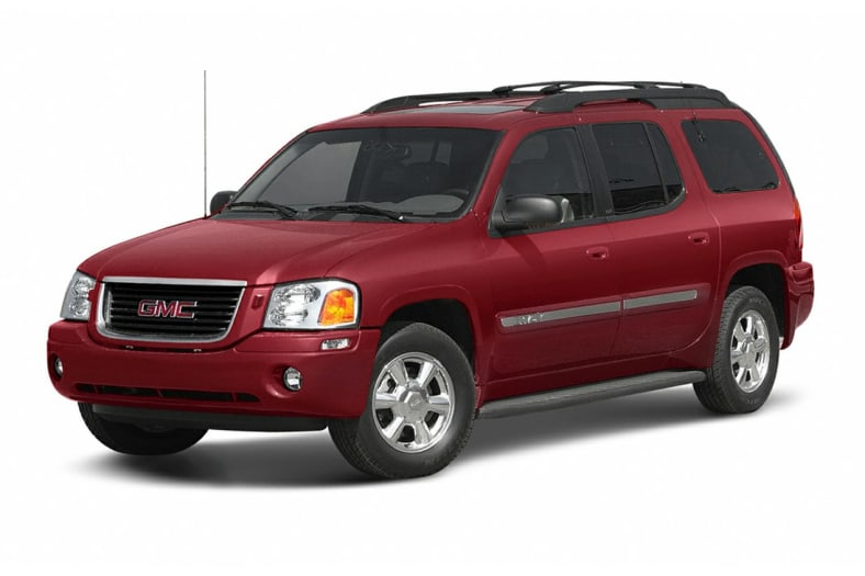 2004 GMC Envoy XL Information 2004 GMC Envoy XL Exterior Photo