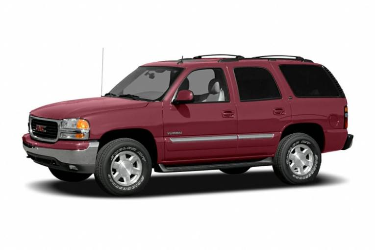 2005 GMC Yukon Specs and Prices 2005 GMC Yukon Exterior Photo
