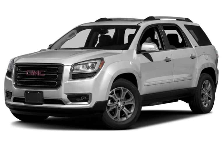 2017 GMC Acadia Limited Information 2017 GMC Acadia Limited Exterior Photo
