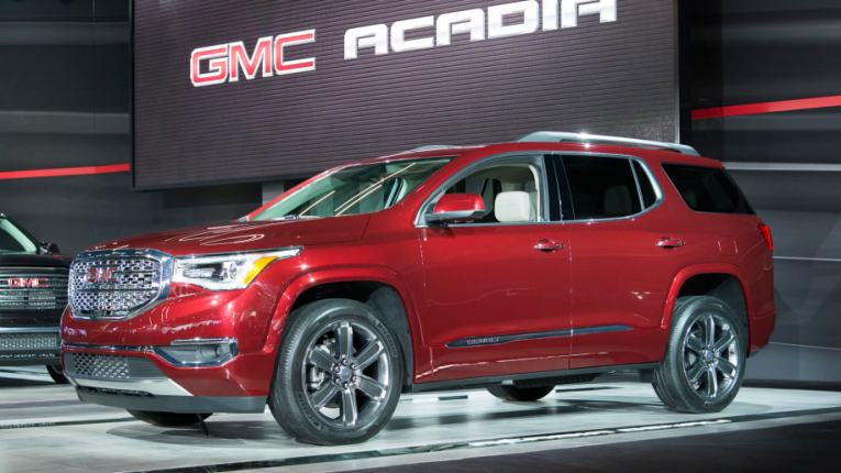 2017 GMC Acadia starts at  29 995   Autoblog