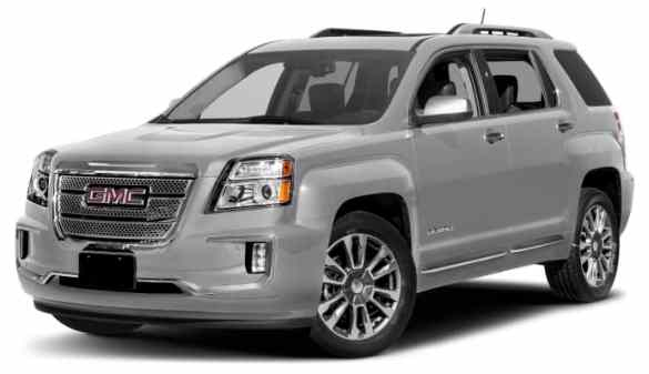 2017 GMC Terrain Denali All wheel Drive Pricing and Options Exterior Color