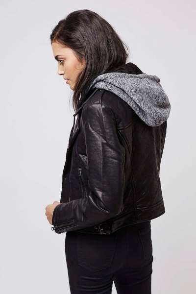 8 faux leather jackets that look real - AOL Lifestyle