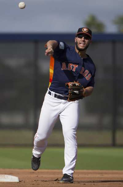 Astros non-roster invitee Abraham Toro off to a fast start ...