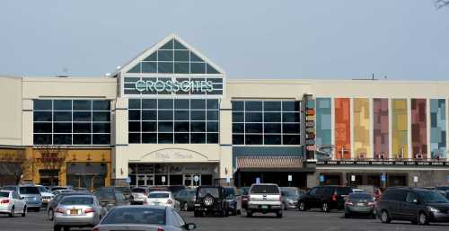 Medium Of Crossgates Mall Stores