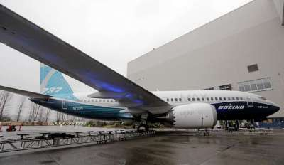 Boeing unveils latest 737 airliner in Renton - seattlepi.com
