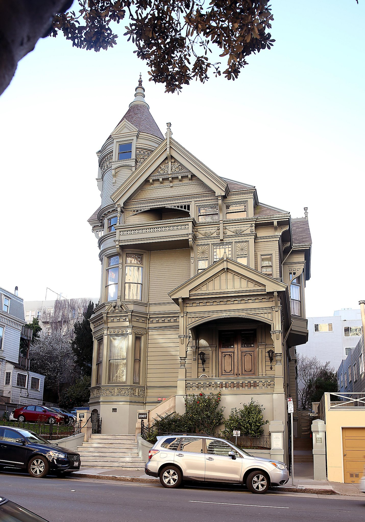 Wondrous Historic House Opens After Million Restoration Historic House Opens After Million Restoration Haas Lilienthal House Halloween Haas Lilienthal House San Francisco Ca 94109 curbed Haas Lilienthal House
