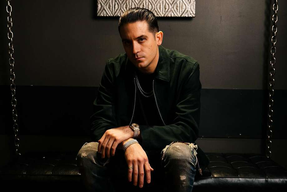 Oakland rapper G Eazy found guilty in Swedish nightclub brawl   SFGate Gerald Earl Gillum  known as G Eazy  photographed at the Dirty Habit in