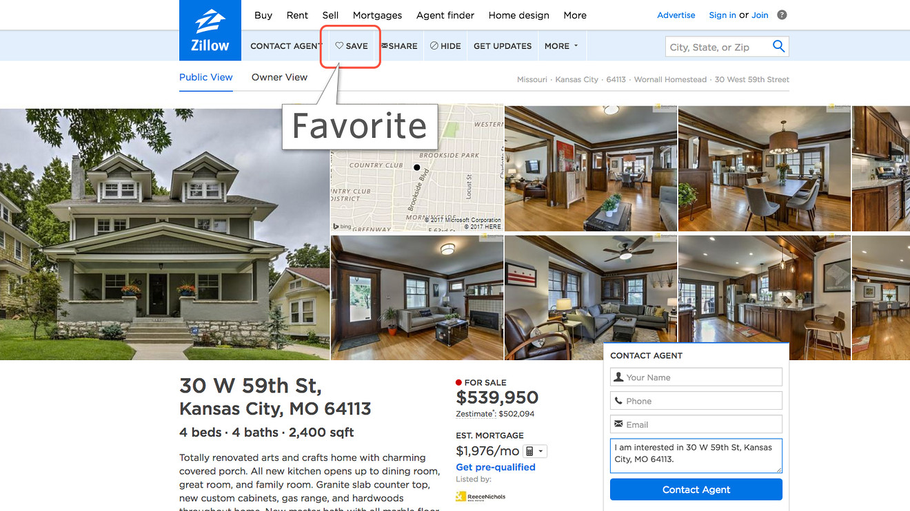 Fullsize Of Zillow Sold Homes