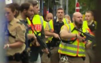 Υπ. Εσωτερικών Βαυαρίας: Τρεις οι νεκροί από την επίθεση στο εμπορικό