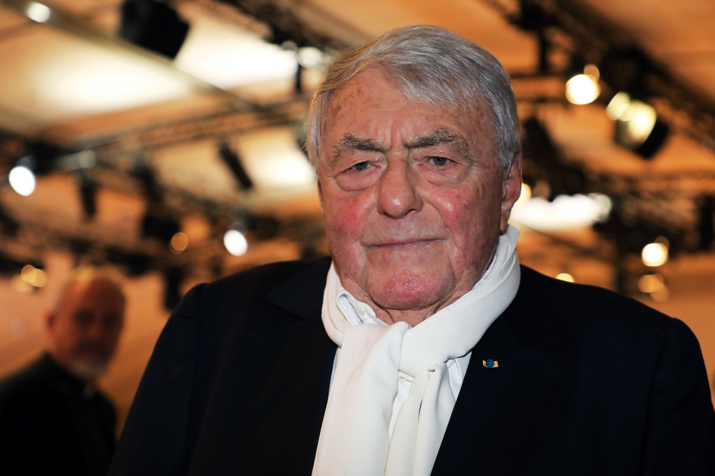 Claude Lanzmann  Director of Seminal Holocaust Documentary  Shoah     Claude Lanzmann  Director of Seminal Holocaust Documentary  Shoah   Dies at  92