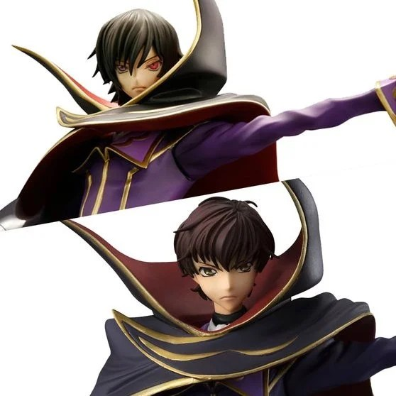 G E M  Series Code Geass   Hangyaku no Lelouch R2 1 8 Scale Pre     G E M  Series Code Geass   Hangyaku no Lelouch R2 1 8 Scale Pre Painted  Figure  Zero 10th Anniversary Ver