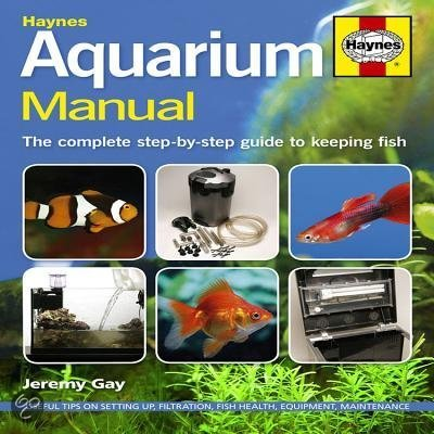bol.com | Aquarium Manual, Jeremy Gay | 9781844256402 | Boeken