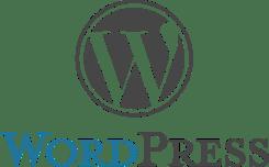 WordPress Logo © The WordPress Foundation