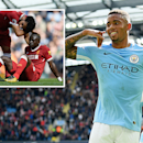 Manchester City shreds Liverpool, but only after controversial Sadio Mane red card